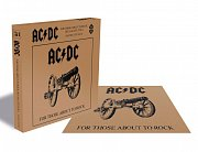 AC/DC Rock Saws Jigsaw Puzzle For Those About To Rock (500 pieces)