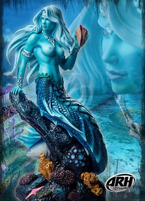 ARH ComiX Statue 1/4 Sharleze The Mermaid Blue Skin 53 cm