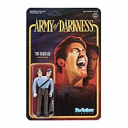 Army of Darkness ReAction Action Figure Two-Headed Ash 10 cm