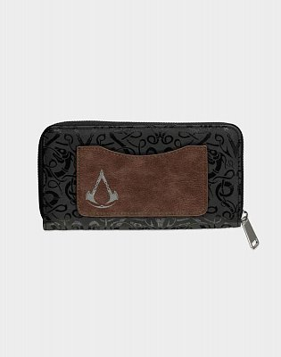 Assassin\'s Creed Valhalla Zip Around Wallet Tribal