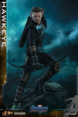 Avengers: Endgame Movie Masterpiece Action Figure 1/6 Hawkeye 30 cm