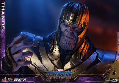 Avengers: Endgame Movie Masterpiece Action Figure 1/6 Thanos 42 cm --- DAMAGED PACKAGING