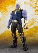 Avengers Infinity War S.H. Figuarts Action Figure Thanos 19 cm