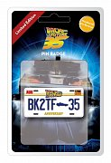 Back to the Future Pin Badge Limited Edition 35th Anniversary