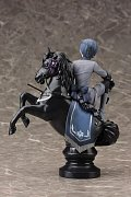 Black Butler Book of Circus ARTFXJ Statue 1/8 Ciel Phantomhive 18 cm --- DAMAGED PACKAGING