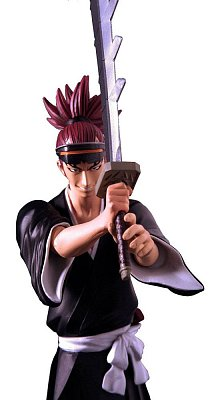 Bleach PVC Statue Renji 15 cm --- DAMAGED PACKAGING