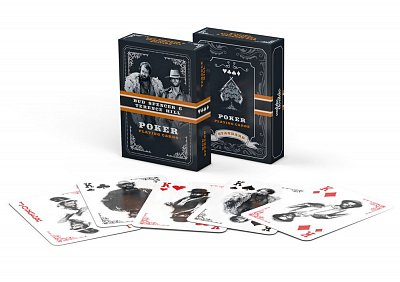 Bud Spencer & Terence Hill Poker Playing Cards Western