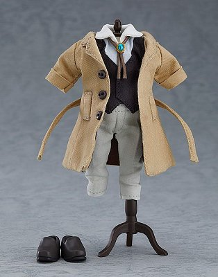 Bungo Stray Dogs Parts for Nendoroid Doll Figures Outfit Set Osamu Dazai