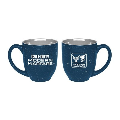 Call of Duty: Modern Warfare Mug Maps