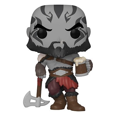 Critical Role Vox Machina POP! Games Vinyl Figure Grog Strongjaw 9 cm