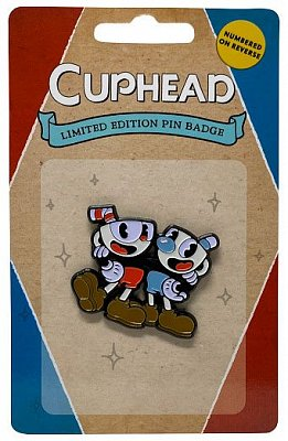 Cuphead Pin Badge Limited Edition