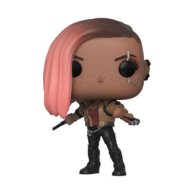 Cyberpunk 2077 POP! Games Vinyl Figure V-Female 9 cm