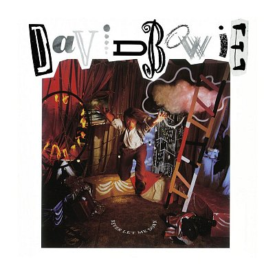 David Bowie Rock Saws Jigsaw Puzzle Never Let Me Down (500 pieces)