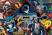 DC Comics Supercolor Jigsaw Puzzle Batman (180 pieces)