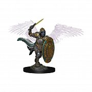 D&D Icons of the Realms Premium Miniature pre-painted Aasimar Male Paladin Case (6)