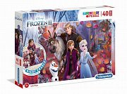 Disney Floor Puzzle Frozen 2