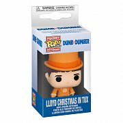 Dumb and Dumber Pocket POP! Vinyl Keychains 4 cm Lloyd Christmas in Tux Display (12)