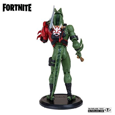 Fortnite Action Figure Hybrid S3 18 cm --- DAMAGED PACKAGING