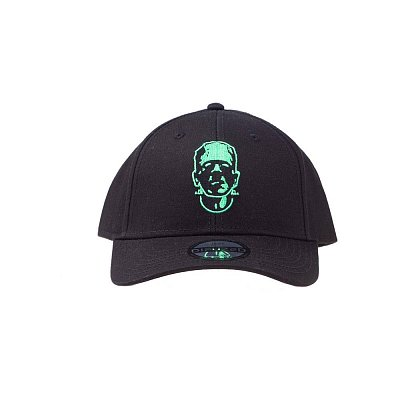 Frankenstein Curved Bill Cap Monster