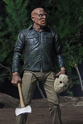 Friday the 13th Part 4 Action Figure Jason 18 cm --- DAMAGED PACKAGING