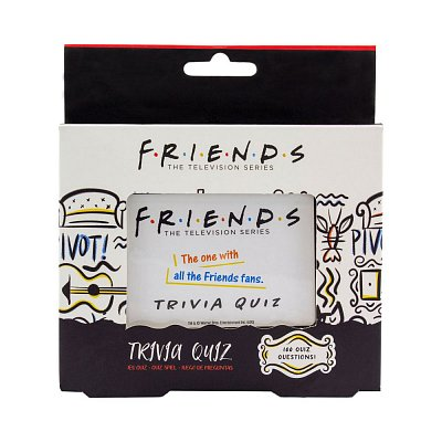 Friends Card Game Trivia Quiz 2nd Edition *English Version*