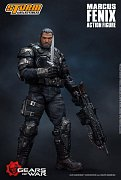 Gears of War 5 Action Figure 1/12 Marcus Fenix 16 cm --- DAMAGED PACKAGING