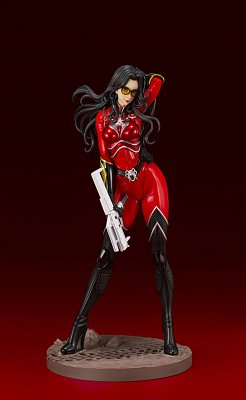 G.I. Joe Bishoujo PVC Statue 1/7 Baroness The Crimson Strike Team Red Version PX Exclusive 23 cm