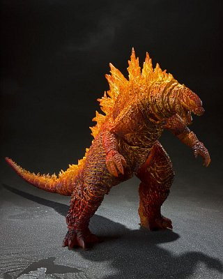 Godzilla: King of the Monsters 2019 S.H. MonsterArts Action Figure Burning Godzilla 16 cm