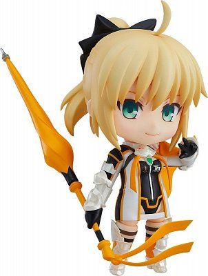 Good Smile Racing & Type-Moon Racing Nendoroid PVC Action Figure Altria Pendragon: Racing Ver. 10 cm