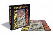 Guns n\' Roses Puzzle Appetite for Destruction --- DAMAGED PACKAGING