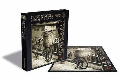 Guns n\' Roses Puzzle Chinese Democracy