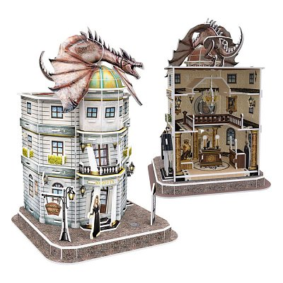 Harry Potter 3D Puzzle Diagon Alley Set (273 pieces)