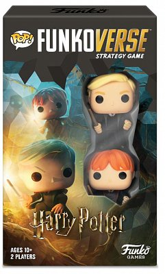 Harry Potter Funkoverse Board Game 2 Character Expandalone *English Version* --- DAMAGED PACKAGING