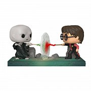 Harry Potter POP! Movie Moment Vinyl Figure Harry VS Voldemort 9 cm