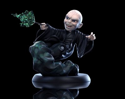 Harry Potter Q-Fig Figure Voldemort 10 cm --- DAMAGED PACKAGING