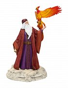 Harry Potter Statue Dumbledore with Fawkes 30 cm --- DAMAGED PACKAGING