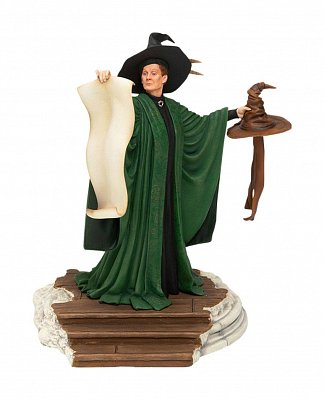 Harry Potter Statue Professor McGonagall with Sorting Hat 25 cm --- DAMAGED PACKAGING