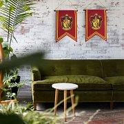 Harry Potter Wall Banner Gryffindor 30 x 44 cm