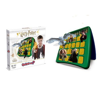 Harry Potter Who is Who? Game *French Version* --- DAMAGED PACKAGING
