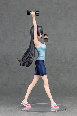 How Heavy Are the Dumbbells You Lift? Statue 1/7 Akemi Souryuuin 21 cm