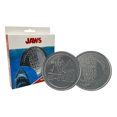 Jaws Coaster 4-Pack We\'re Gonna Need A Bigger Boat