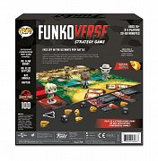 Jurassic Park Funkoverse Board Game 4 Character Base Set *English Version*