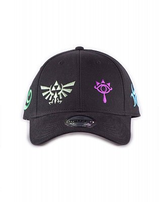 Legend of Zelda Baseball Cap Color Symbols