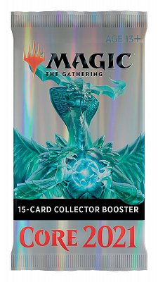 Magic the Gathering Core Set 2021 Collector Booster Display (12) english