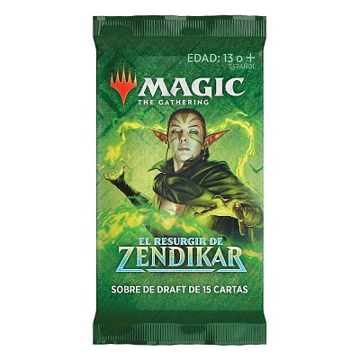 Magic the Gathering El resurgir de Zendikar Commander Decks Display (6) spanish