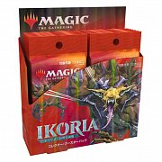 Magic the Gathering Ikoria: Lair of Behemoths Collector Booster Display (12) japanese