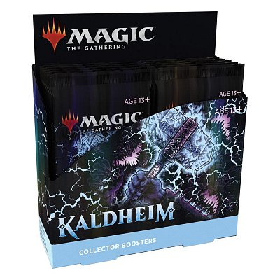 Magic the Gathering Kaldheim Collector Booster Display (12) english