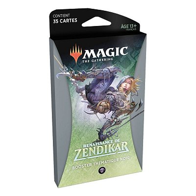 Magic the Gathering Renaissance de Zendikar Theme Booster Display (12) french