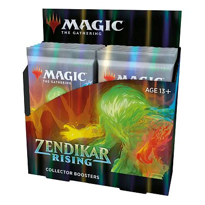 Magic the Gathering Zendikar Rising Collector Booster Display (12) english