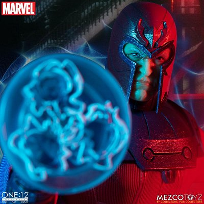 Marvel Action Figure 1/12 Magneto 17 cm